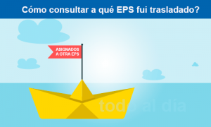 Cómo consultar la EPS asignada