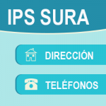 IPS SURA – Direcciones y teléfonos Cali, Bogotá, Medellín y Barranquilla