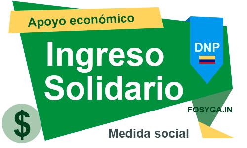 Ingreso solidario, consultar si es beneficiario de este apoyo económico.